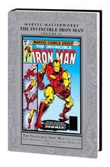 Marvel Masterworks: The Invincible Iron Man (2003-Present) #HC Vol 13 Variant A