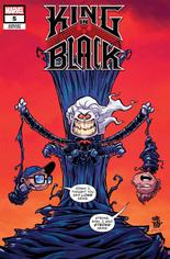 King In Black (2021) #5 Variant H