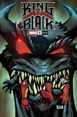King In Black (2021) #5 Variant F: Incentive Dragon Cover