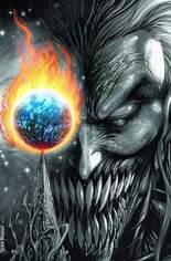 King In Black (2021) #3 Variant L: Unknown Comics Exclusive Color Splash Variant