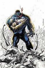King In Black (2021) #5 Variant K: Unknown Comics Exclusive Color Splash Variant