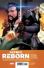 Heroes Reborn (2021) #1 Variant A