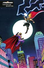 Heroes Reborn (2021) #2 Variant E: Stormbreakers Cover