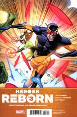 Heroes Reborn (2021) #3 Variant A