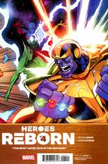 Heroes Reborn (2021) #4 Variant A