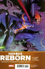 Heroes Reborn (2021) #5 Variant A