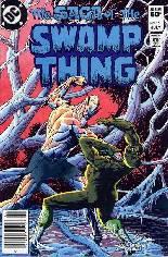 Saga of the Swamp Thing (1982-1984) #15