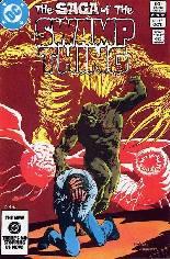 Saga of the Swamp Thing (1982-1984) #17