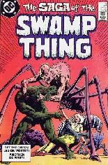 Saga of the Swamp Thing (1982-1984) #19