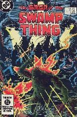 Saga of the Swamp Thing (1982-1984) #20