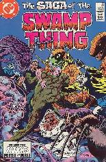 Saga of the Swamp Thing (1982-1984) #22