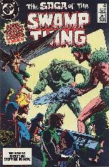 Saga of the Swamp Thing (1982-1984) #24