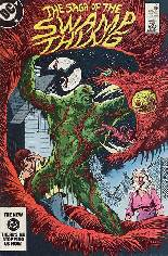 Saga of the Swamp Thing (1982-1984) #26