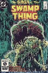 Saga of the Swamp Thing (1982-1984) #28