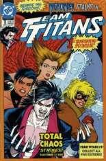 Team Titans (1992-1994) #1 Variant C: Redwing cover