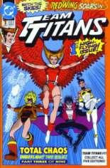 Team Titans (1992-1994) #1 Variant D: Nightrider cover