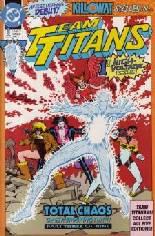 Team Titans (1992-1994) #1 Variant E: Killowat Cover