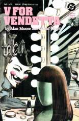 V For Vendetta (1988-1989) #1