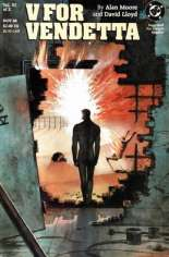 V For Vendetta (1988-1989) #3