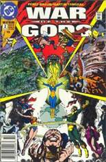 War of the Gods (1991) #2 Variant A: Newsstand Edition