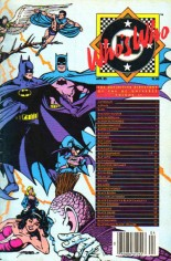 Who's Who: The Definitive Directory of the DC Universe (1985-1987) #2 Variant A: Newsstand Edition
