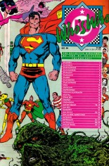 Who's Who: The Definitive Directory of the DC Universe (1985-1987) #22 Variant B: Direct Edition