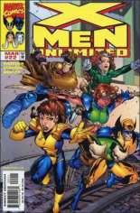 X-Men Unlimited (1993-2003) #22 Variant A: Newsstand Edition
