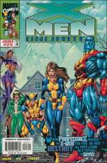 X-Men Unlimited (1993-2003) #23 Variant B: Direct Edition