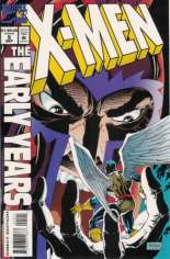 X-Men: The Early Years (1994-1995) #5