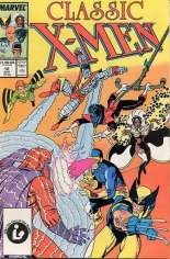 Classic X-Men (1986-1990) #12 Variant B: Direct Edition