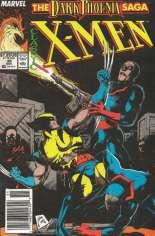 Classic X-Men (1986-1990) #39 Variant A: Newsstand Edition
