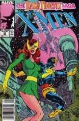 Classic X-Men (1986-1990) #43 Variant A: Newsstand Edition