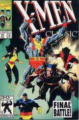 X-Men Classic (1990-1995) #70 Variant B: Direct Edition