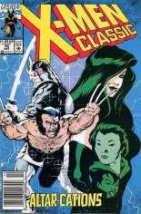 X-Men Classic (1990-1995) #76 Variant A: Newsstand Edition