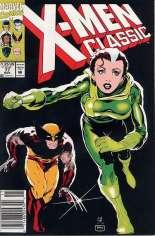 X-Men Classic (1990-1995) #77 Variant A: Newsstand Edition