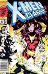 X-Men Classic (1990-1995) #79 Variant A: Newsstand Edition