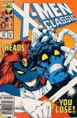 X-Men Classic (1990-1995) #81 Variant A: Newsstand Edition