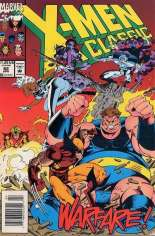 X-Men Classic (1990-1995) #82 Variant A: Newsstand Edition