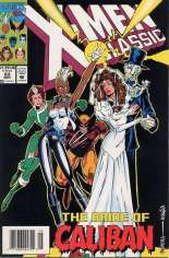 X-Men Classic (1990-1995) #83 Variant A: Newsstand Edition