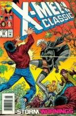 X-Men Classic (1990-1995) #84 Variant A: Newsstand Edition