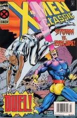 X-Men Classic (1990-1995) #105 Variant A: Newsstand Edition