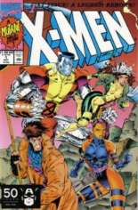X-Men (1991-2001, 2004-2008) #1 Variant D: Colossus/Gambit/Rogue/Psylocke Cover