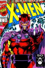 X-Men (1991-2001, 2004-2008) #1 Variant F: Magneto Cover