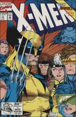 X-Men (1991-2001, 2004-2008) #11 Variant B: Direct Edition