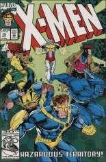 X-Men (1991-2001, 2004-2008) #13 Variant B: Direct Edition