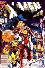 X-Men (1991-2001, 2004-2008) #17 Variant A: Newsstand Edition