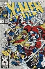X-Men (1991-2001, 2004-2008) #18 Variant B: Direct Edition