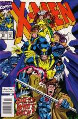 X-Men (1991-2001, 2004-2008) #20 Variant A: Newsstand Edition