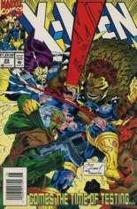 X-Men (1991-2001, 2004-2008) #23 Variant A: Newsstand Edition