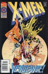X-Men (1991-2001, 2004-2008) #38 Variant A: Newsstand Edition